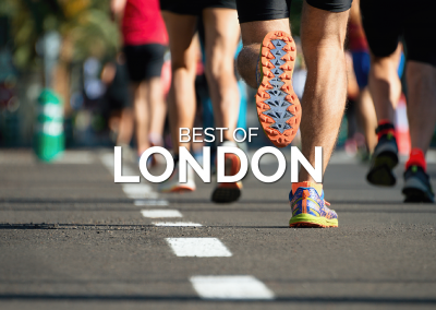 The Best Running Stores in London