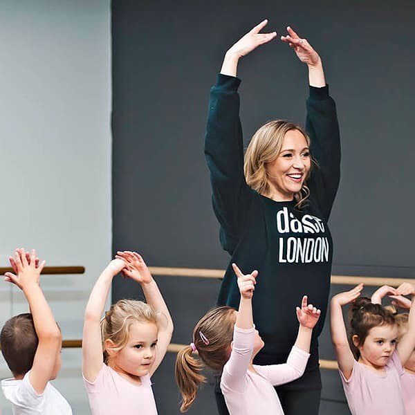 Ashley Aarts, owner/director of Dance London