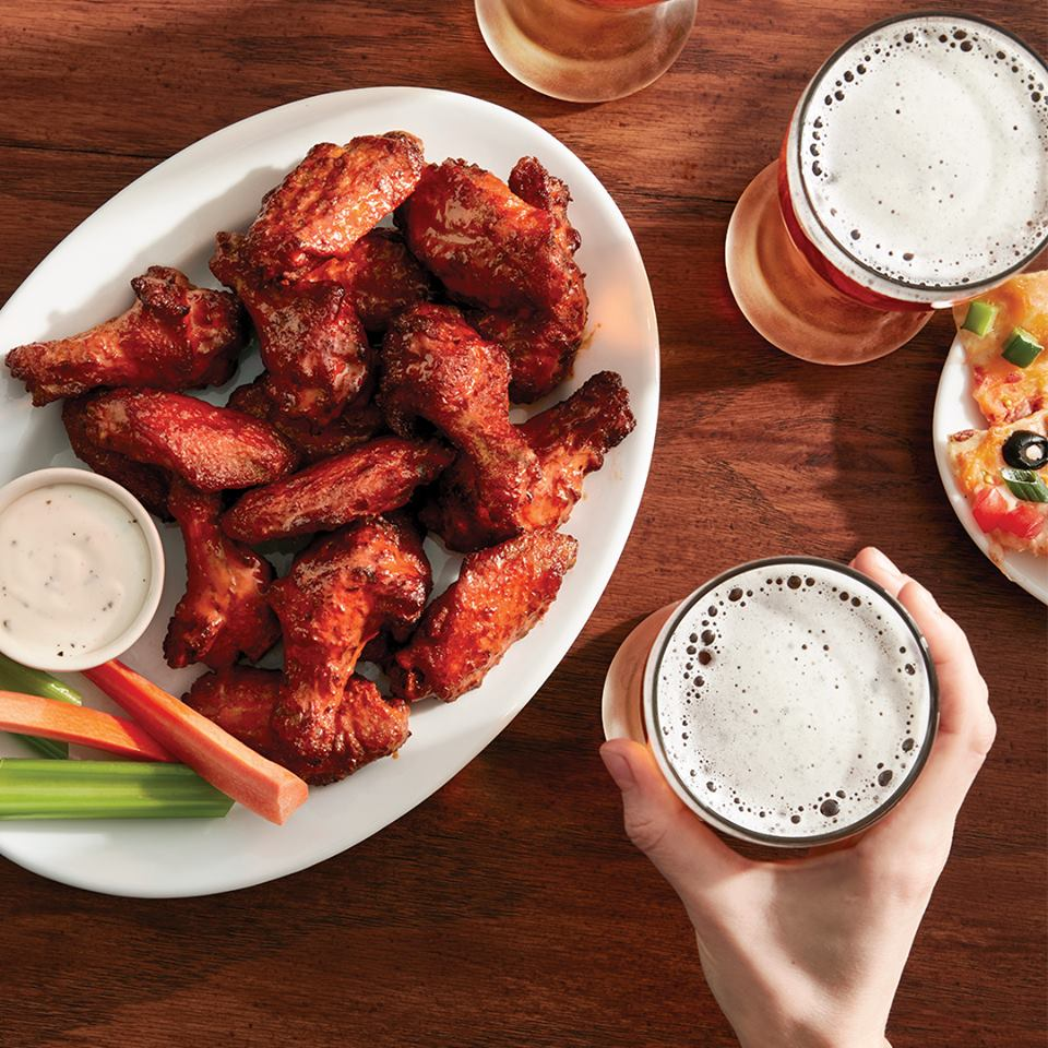 Best Chicken Wings - Boston Pizza