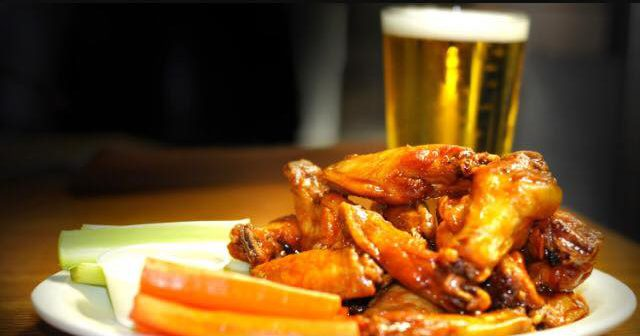 Best Chicken Wings - Bernies