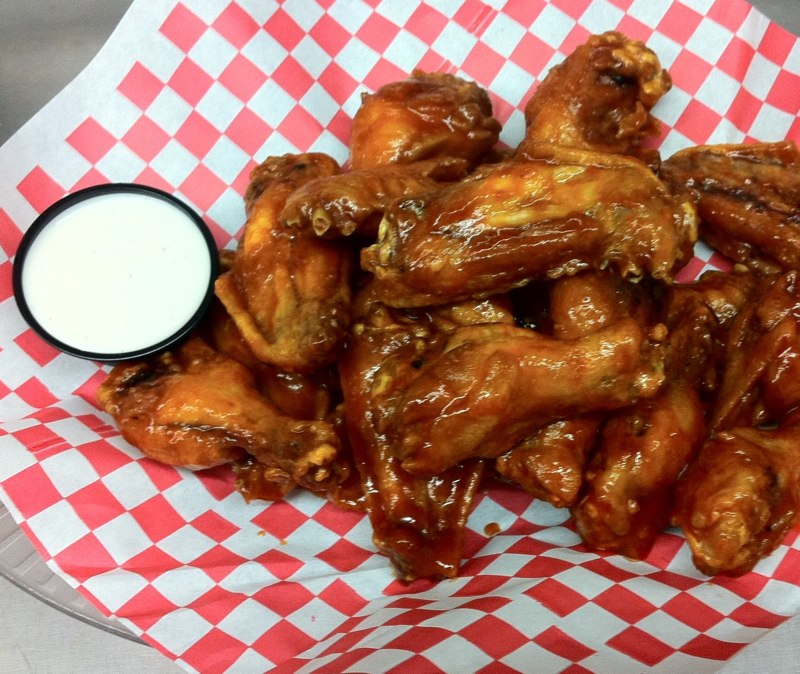 Best Chicken Wings - Fatty Pattys