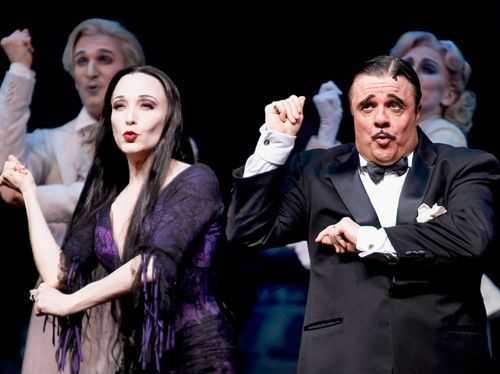 Grand Theatre - The Addams Family