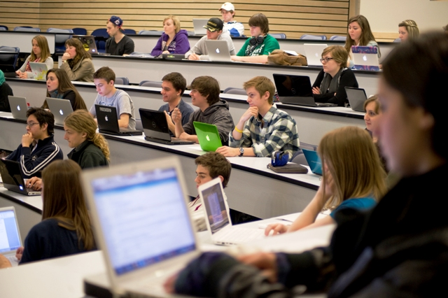 Huron College - 21st Century Classes