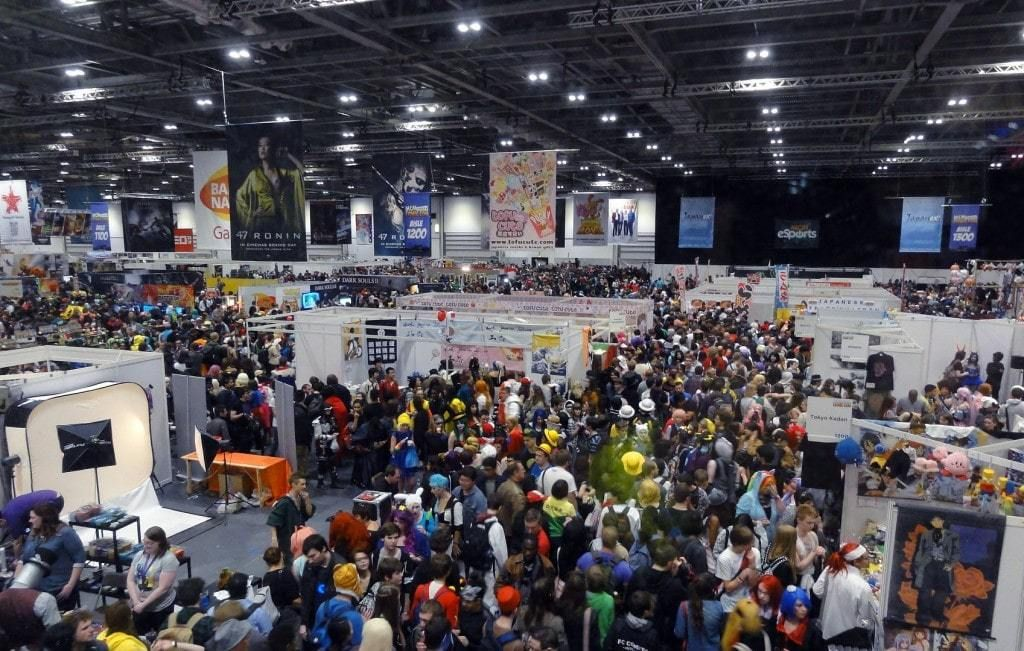 London Comic Con - Fan Interactive Zones