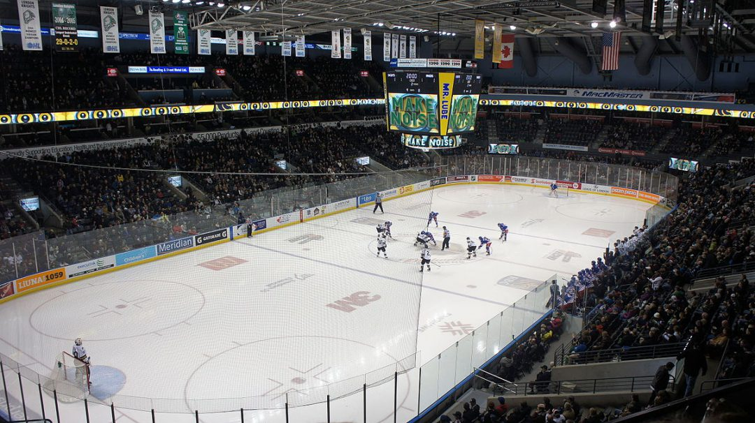 London Knights - Budweiser Gardens