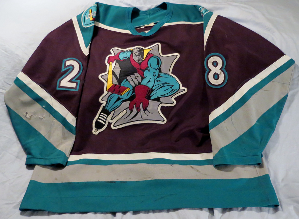 London Knights - The Spiderknight Era