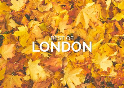 Best Fall Activities In London