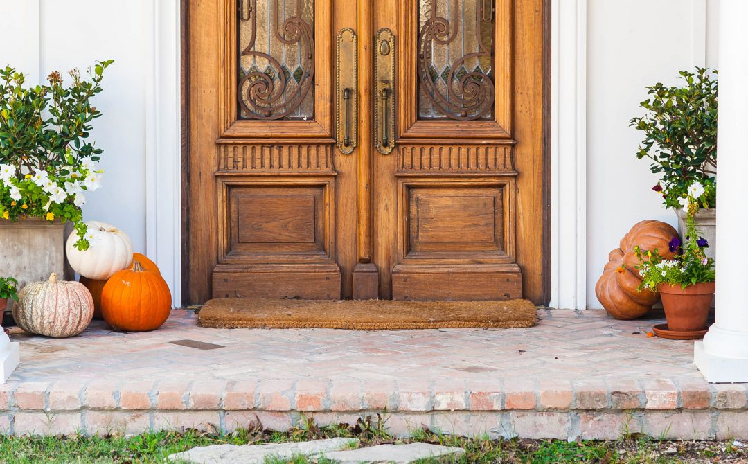 Fall decorating tips - pumpkins and gourds