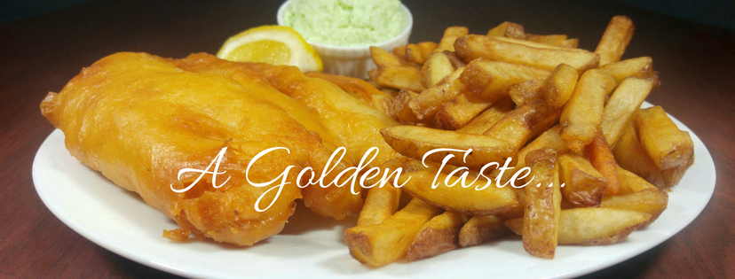 Best Fish and Chips in London - Golden Lake