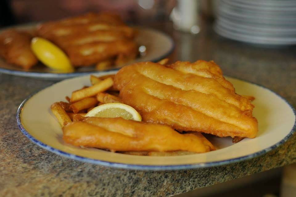 Best Fish and Chips in London - Irene's
