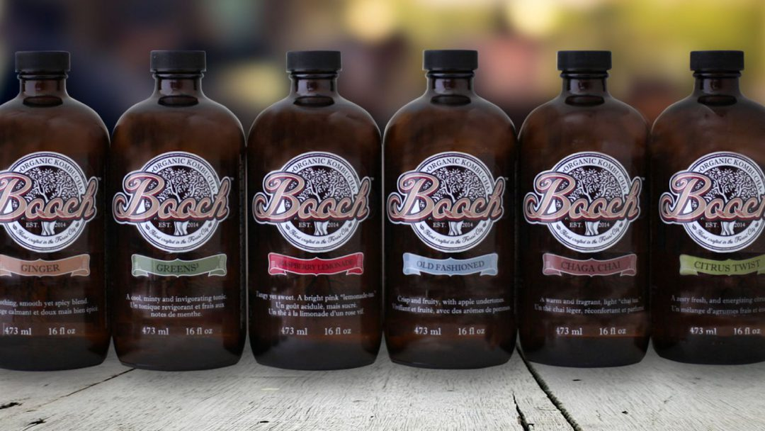VegFest London Sponsor - Booch