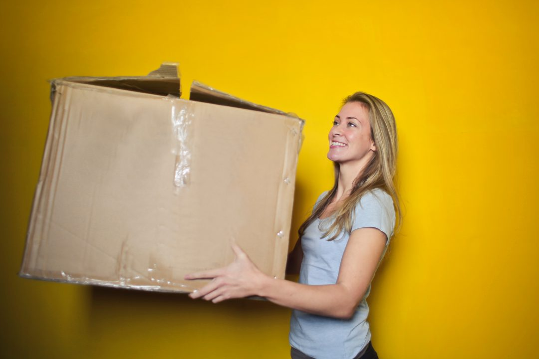 Prepare to Sell Your Home: Pack Before you List