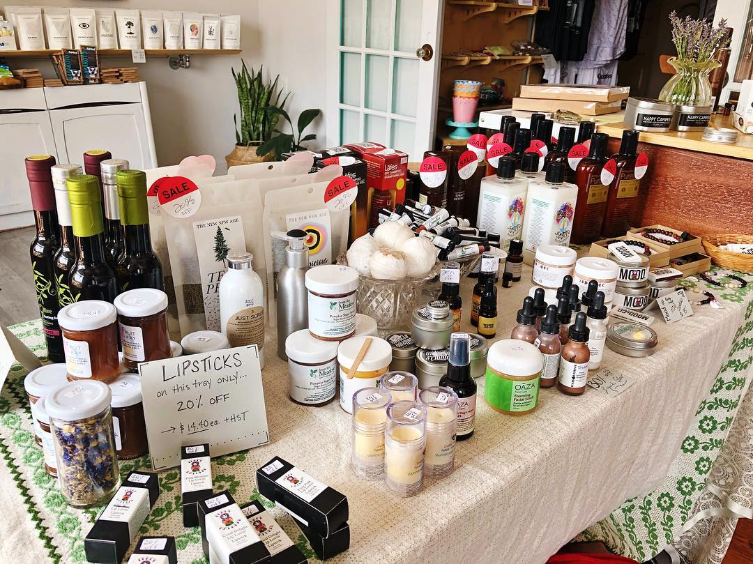 Best Places to Shop Local - Purdy Natural