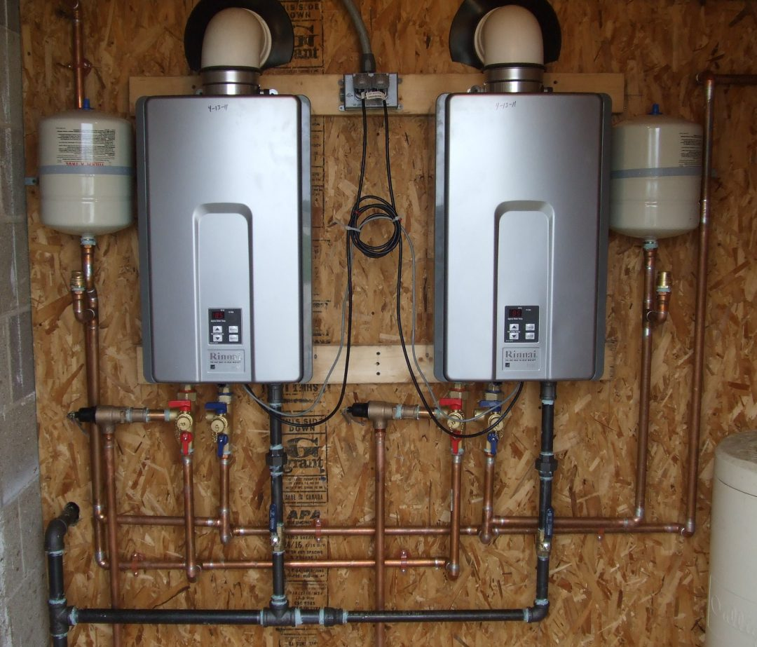 Safety Tips for Winter: Water Heater