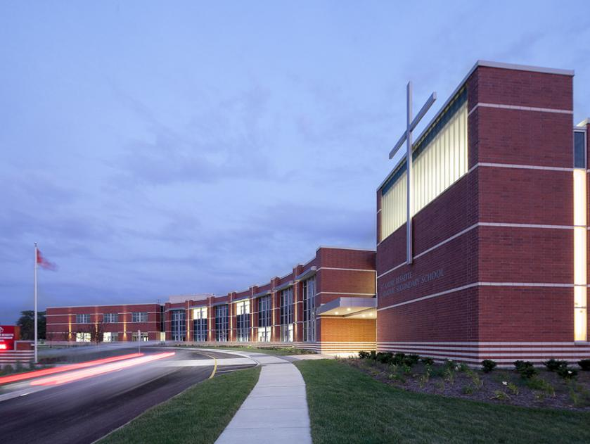 St. Andre Bessette Catholic Secondary School