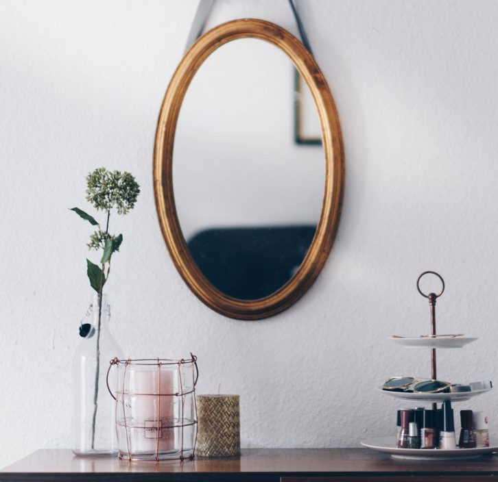 Winter Decorating Tips: Mirrors