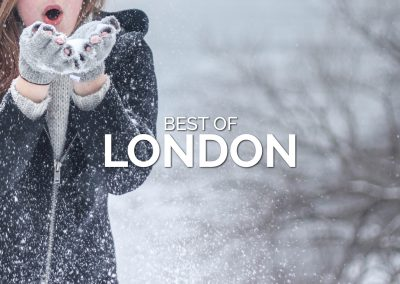 The Best Winter Activities in London