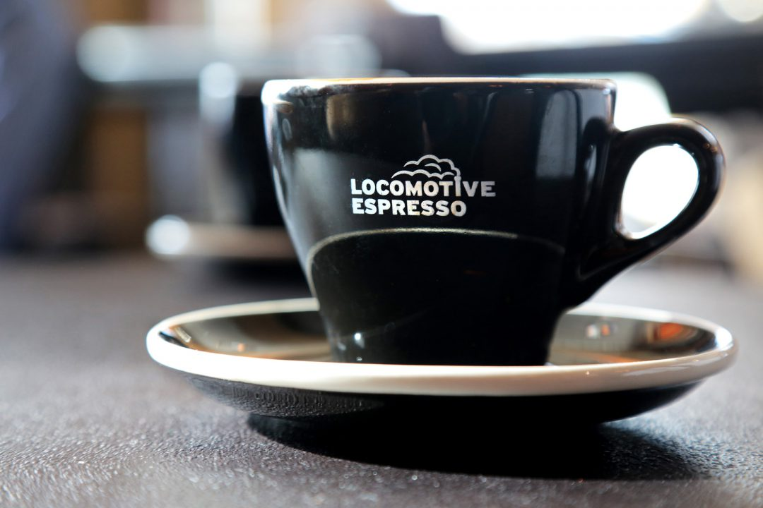 Best Hot Chocolate in London - Locomotive Espresso