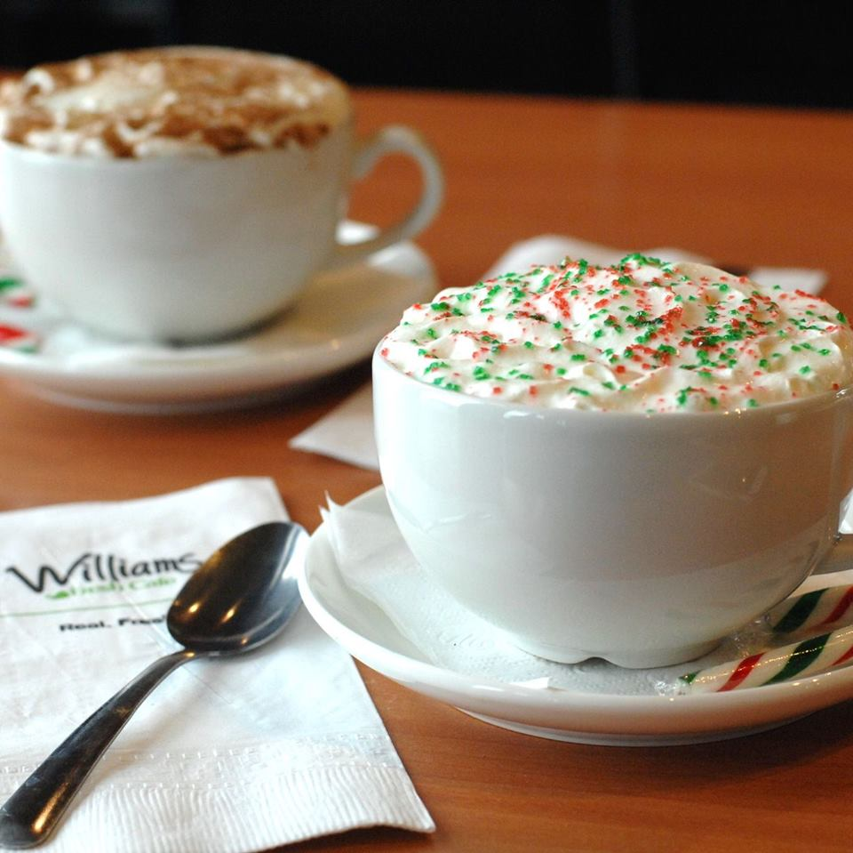 Best Hot Chocolate in London - Williams