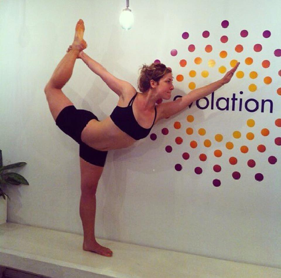 Best Hot Yoga in London - Evolation