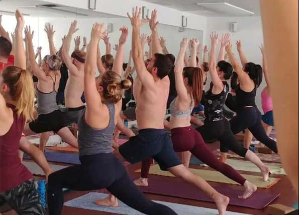 Best Hot Yoga in London - Modo