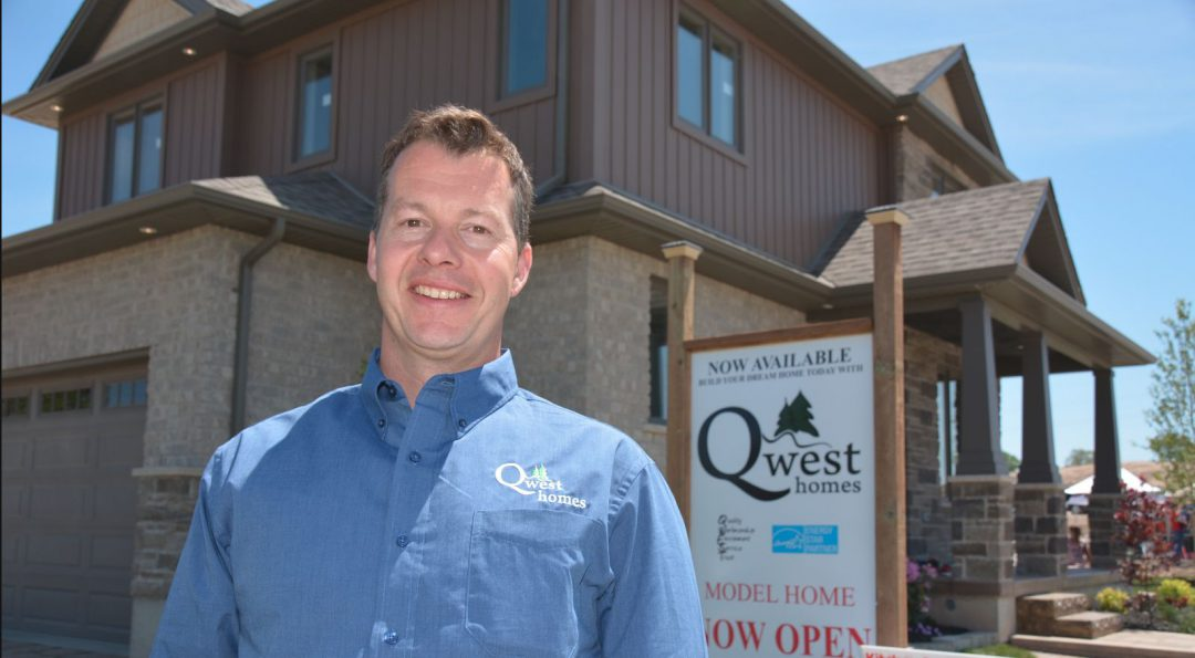 Victoria on the River: Qwest Homes