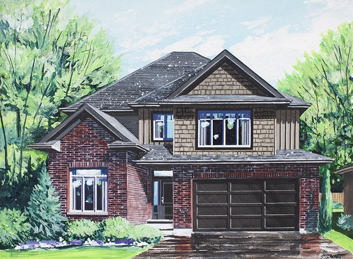 Victoria on the River: Richfield Custom Homes