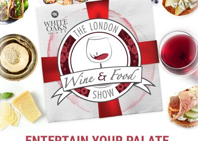 London Wine and Food Show
