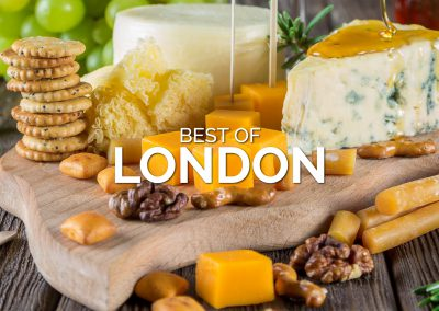 The Best Cheese Shops in London