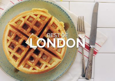 The Best Waffles in London
