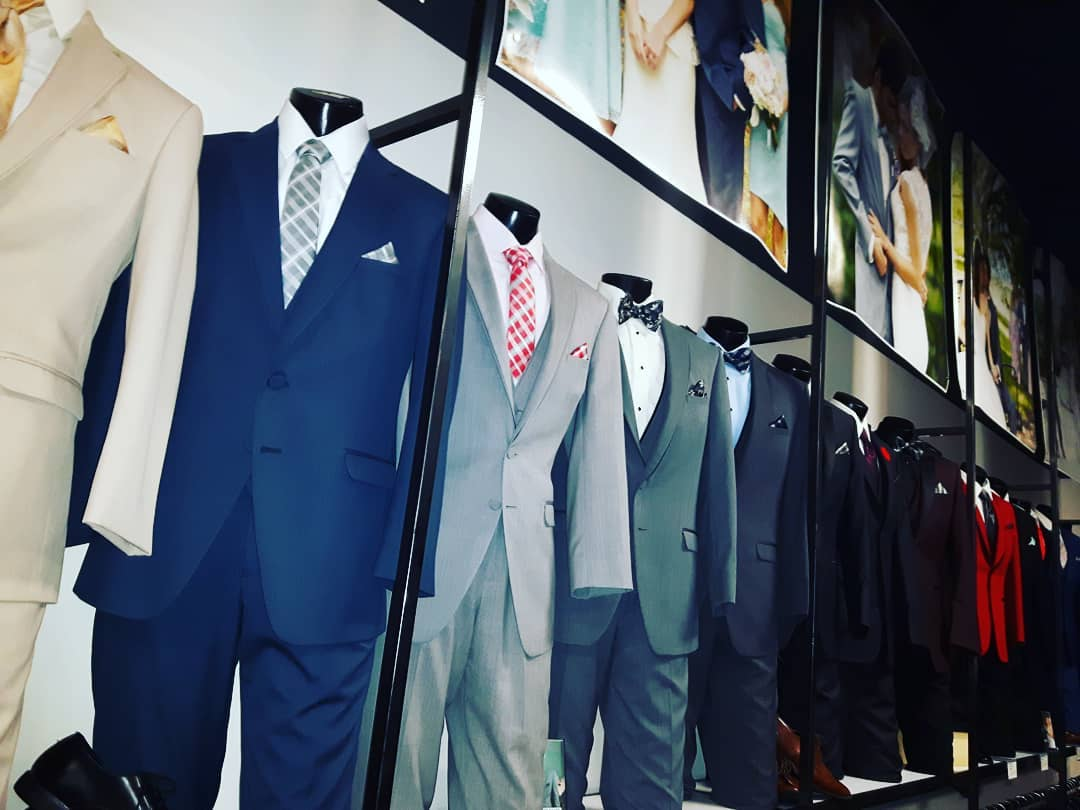 Best Menswear in London - Collins Formal Wear