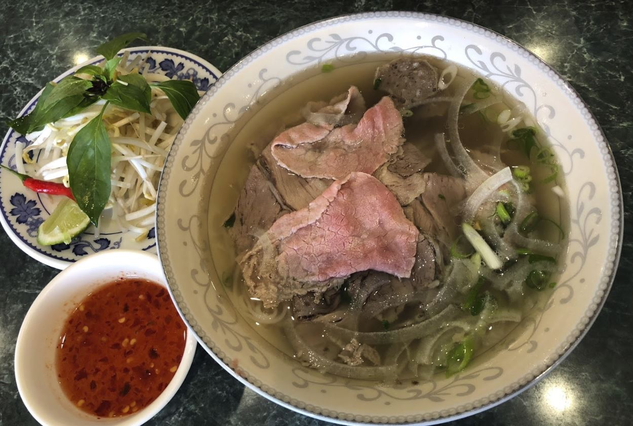 Best Pho in London - Dem Hai Dang