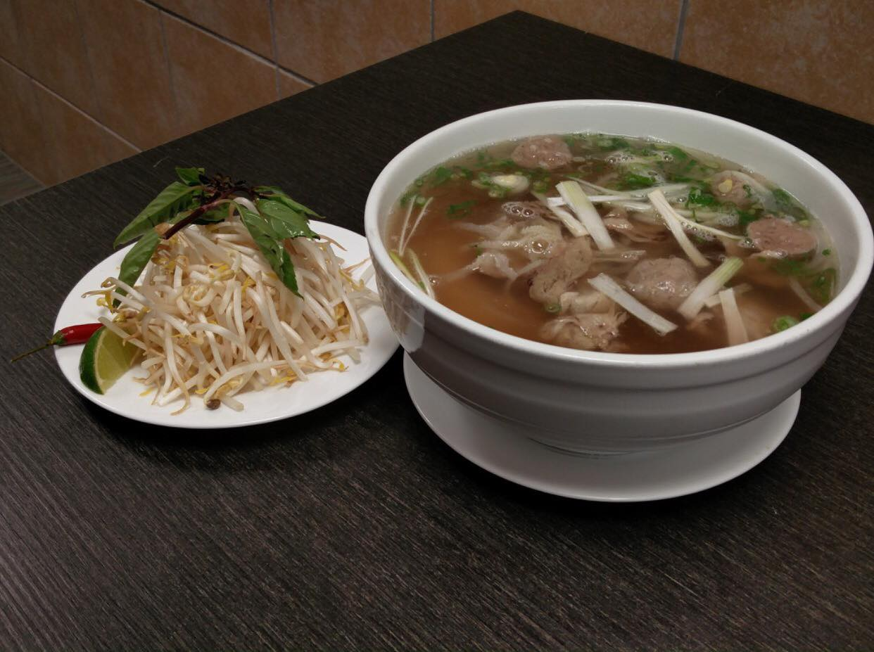 Best Pho in London - Pho Lee