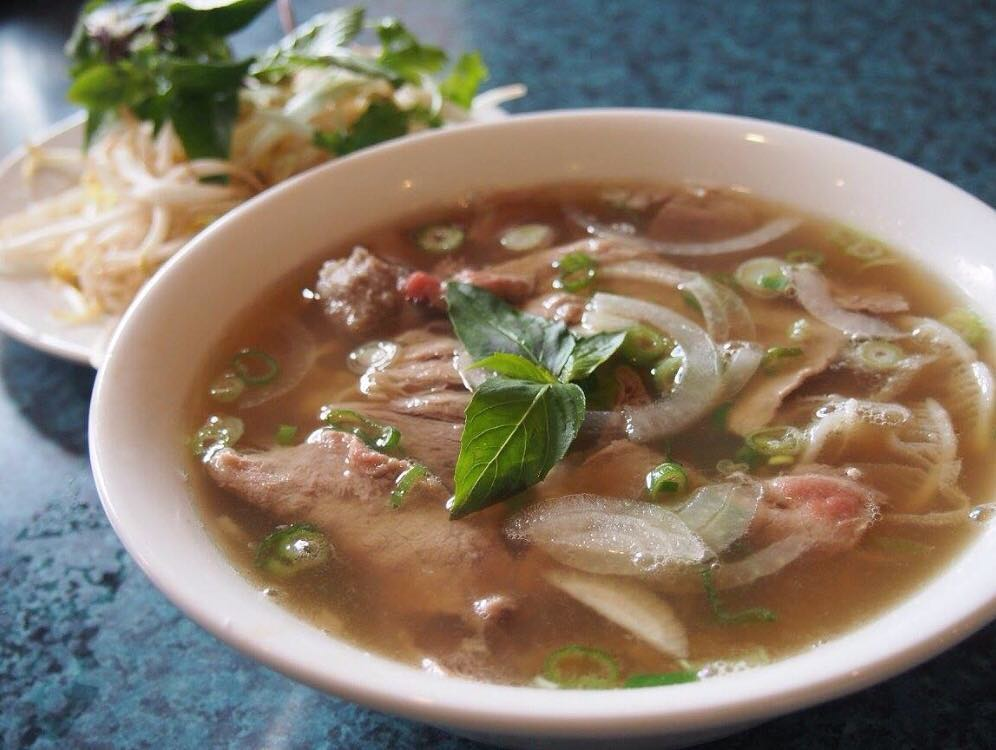 Best Pho in London - Vietnam Restaurant