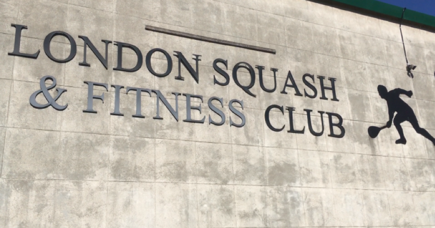 London squash and fitness club