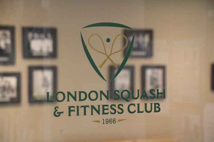 London squash and fitness club 1966
