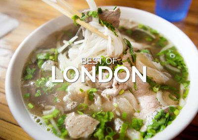 The Best Pho in London