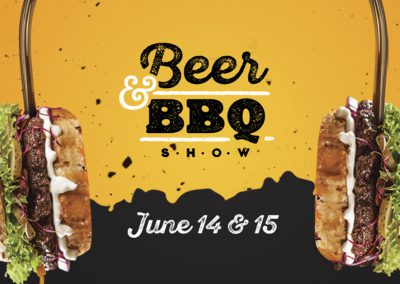 Five Reasons To Visit The Beer and BBQ Show This Year